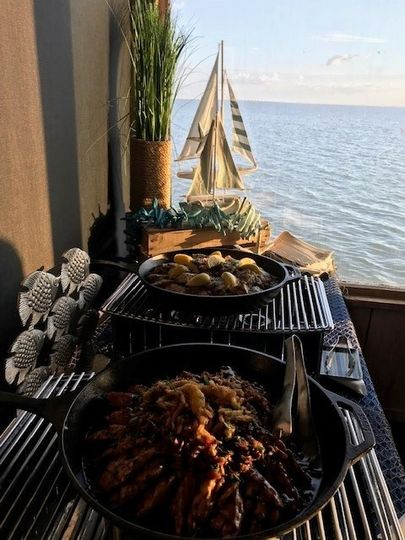 Bay Room Buffet