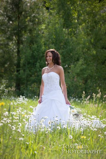 Mountain Meadow Wedding