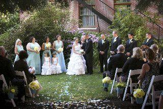 McMenamins Grand Lodge wedding, Portland area wedding officiant Rev. Maureen Haley