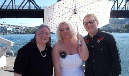 Maureen Haley, Wedding Officiant Portland Oregon 1