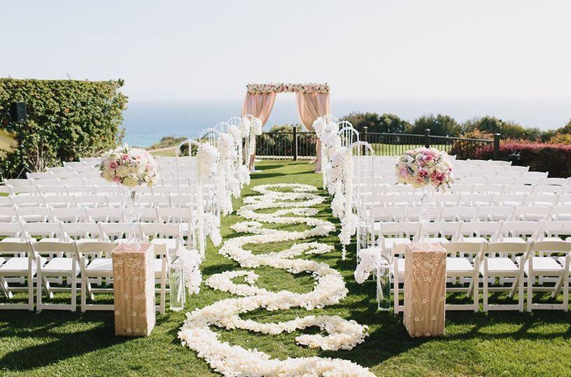 trump national golf club los angeles wedding fasci