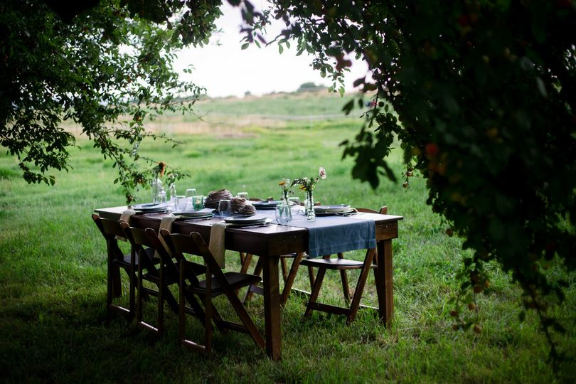 Orchard Tablescape
