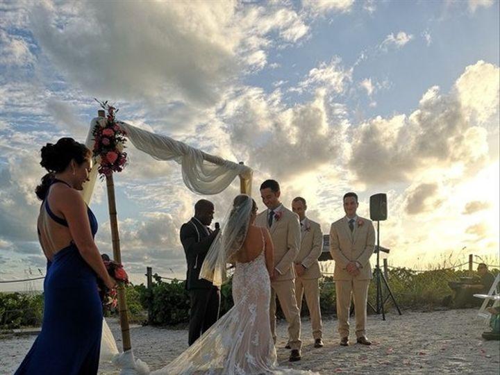 Tmx Beachwedding1 51 1001443 158085987128985 Fort Myers, FL wedding dj