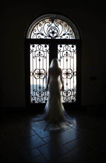 Private estate bride