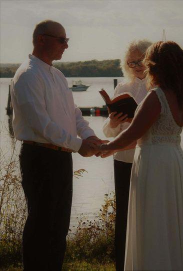 Seaside Maine Wedding
