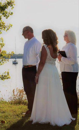 Lovely Maine Wedding