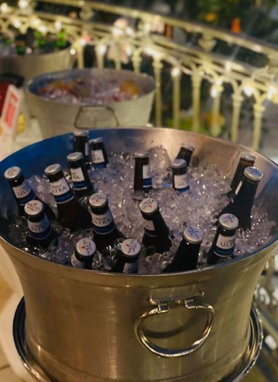 Grab a brew station