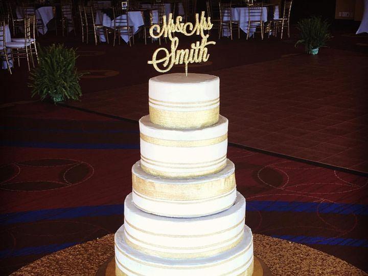 Tmx 1464043950327 13147421101537650241537406712636368895242277o Overland Park, KS wedding cake