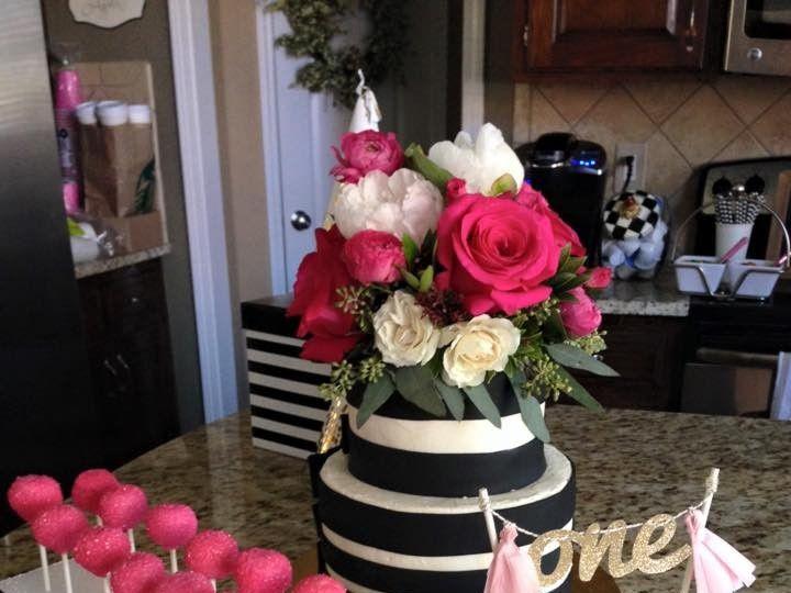 Tmx 1464044382479 110364119689650931420836084270737874222335n Overland Park, KS wedding cake