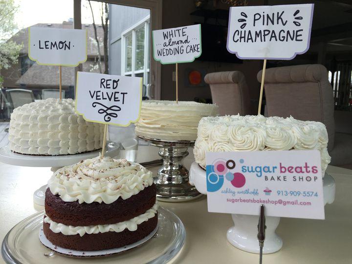 Tmx 1464047254400 Caketasting Overland Park, KS wedding cake