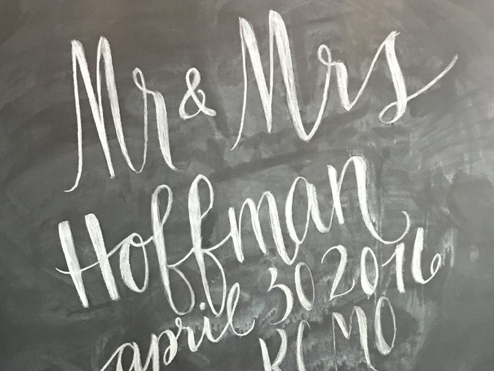 Tmx 1464047786082 Mrmrshoffman Overland Park, KS wedding cake