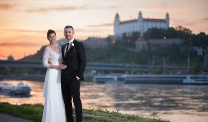 The wedding of Veronika and Mathew