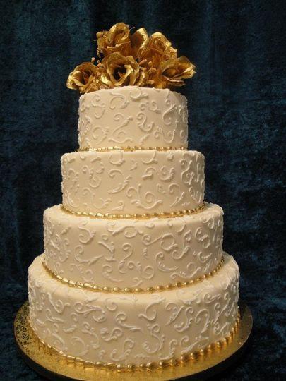 Lakeview Bakery - Wedding Cake - Rowlett, TX - WeddingWire