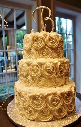 Rowlett Wedding Cake