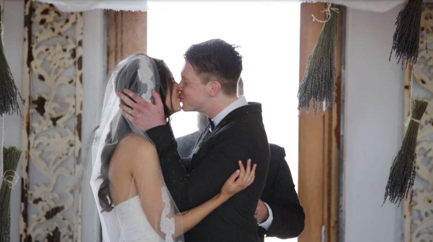 Still from Sugg Wedding