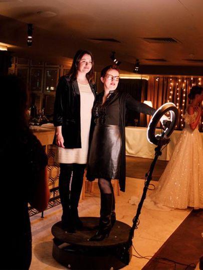 360 Selfie Video Wedding