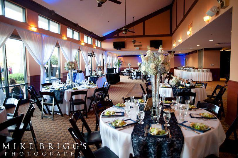Reception |  Mike Briggs