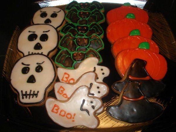 Tmx 1296228258416 Halloweencookies Warminster wedding favor