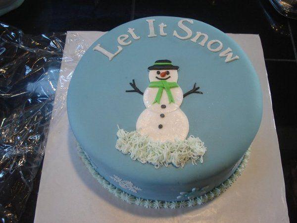 Tmx 1296228267572 SnowmanCake Warminster wedding favor
