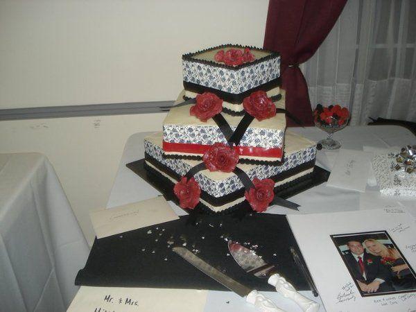 Tmx 1296228274260 WeddingCake Warminster wedding favor