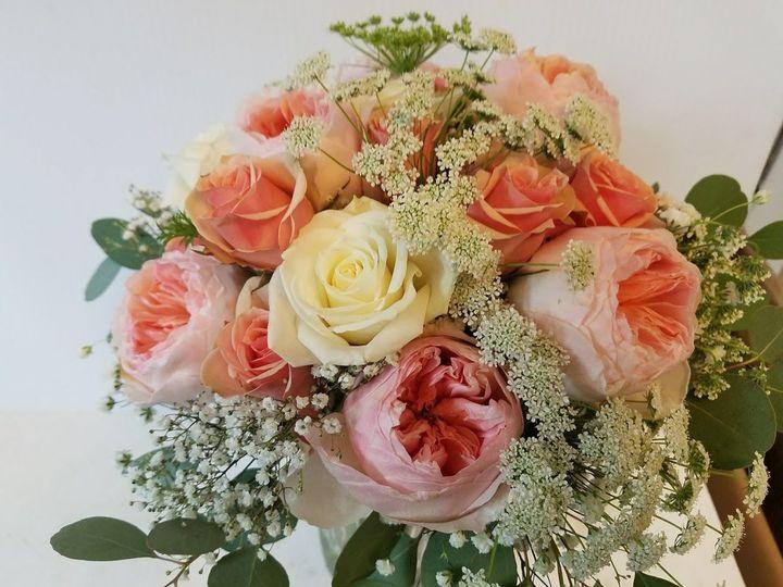 Tmx 1538596970 2eebe05dd1ce9910 1538596969 2d2c4f27fc834436 1538596963872 21 Peachwedding Salamanca, New York wedding florist