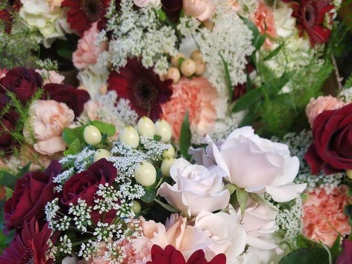 Tmx 1538597300 Cd58c0fb8ea9bf9b 1538597299 E1e0de910f181ac3 1538597294365 31 WeddingGabel Salamanca, New York wedding florist
