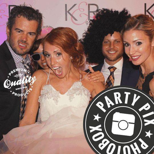 PartyPix PhotoBox