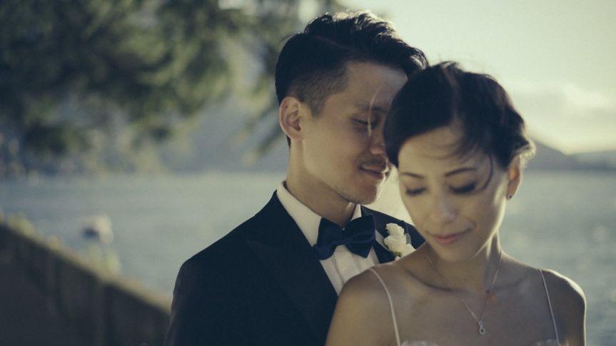 Corean wedding in Lake Como