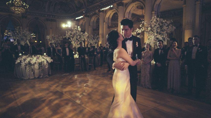 Wedding at The Plaza, New York