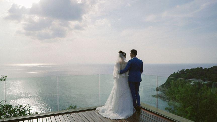 Wedding at Paresa, Phuket
