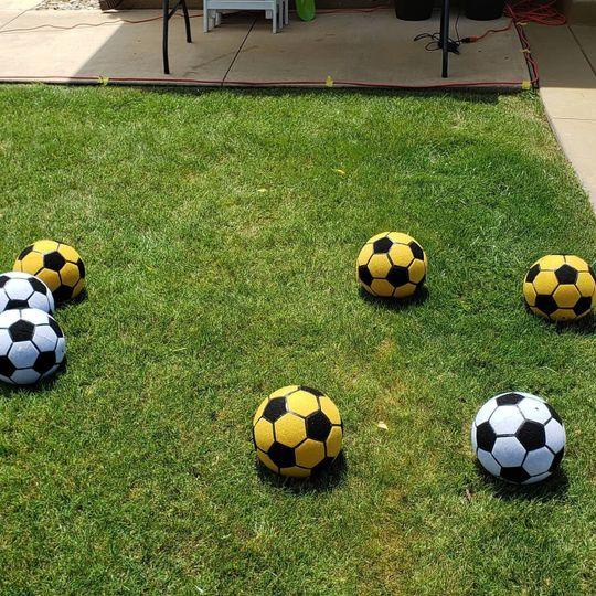 Dart Balls