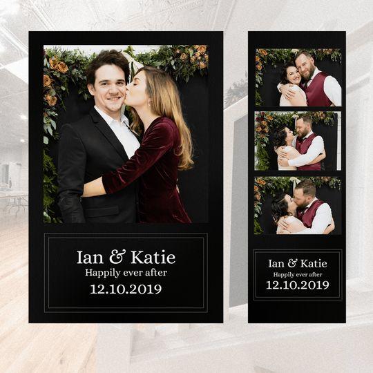 Photobooth prints