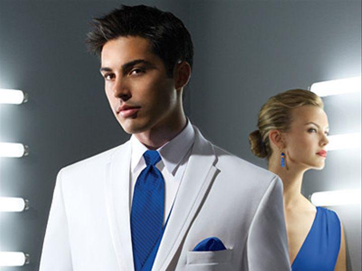 Tmx 1405446936468 La Strada White Tuxedo Tampa wedding dress