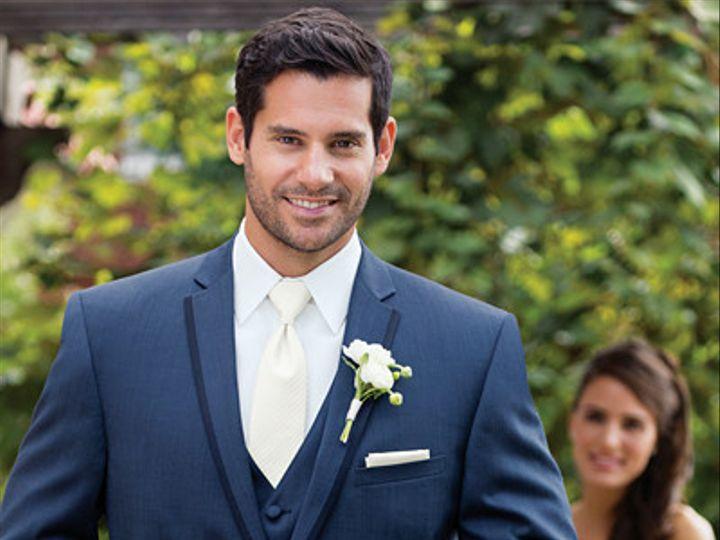 Tmx 1405446941754 Slate Blue Aspen Slim Fit Tuxedo Windsor Tie Tampa wedding dress