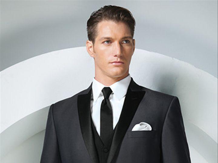 Tmx 1405448397613 Tony Bowls Gray Portofino Slim Fit Tuxedo Black Pa Tampa wedding dress