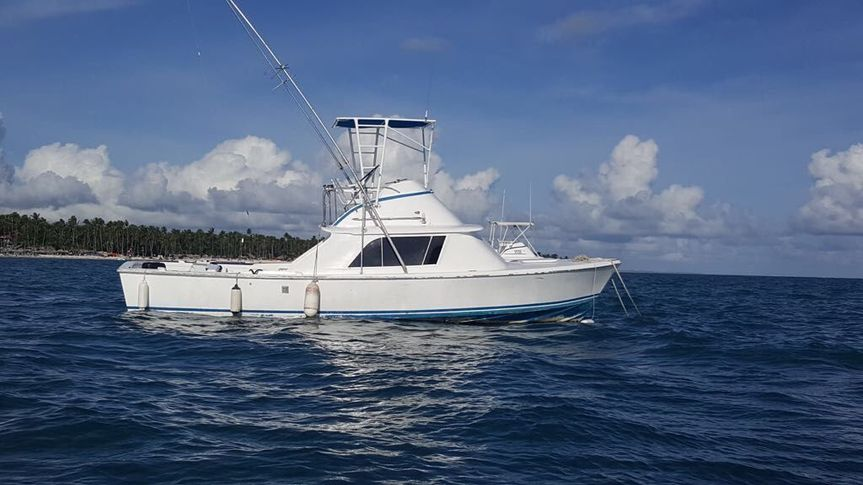 Fishing Boat For private charter.