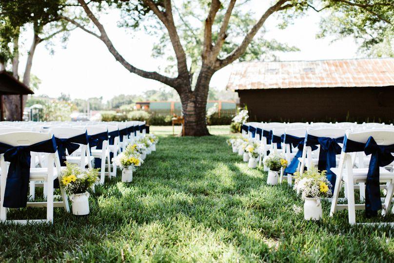 The Acre Orlando Outdoor Wedding Setup: Outside Wedding Venues In Orlando Fl At Websimilar.org