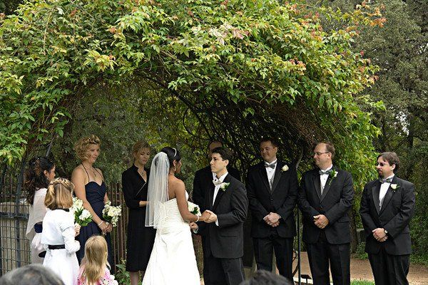 Zilker Park wedding