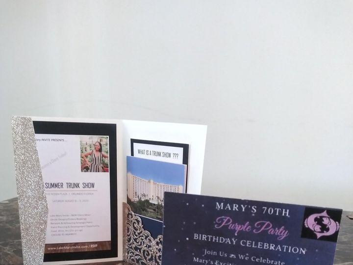 Tmx Sample 4 51 1971543 160510175530287 Lake Mary, FL wedding invitation