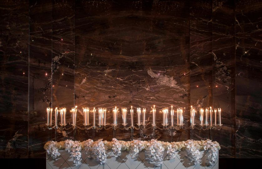 Candle in the Great Room