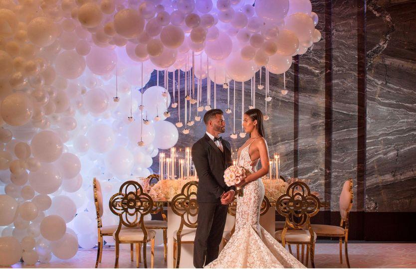 Wedding at W