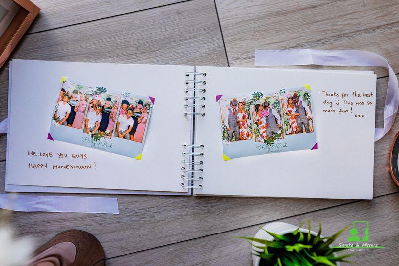 Guest Photo Book