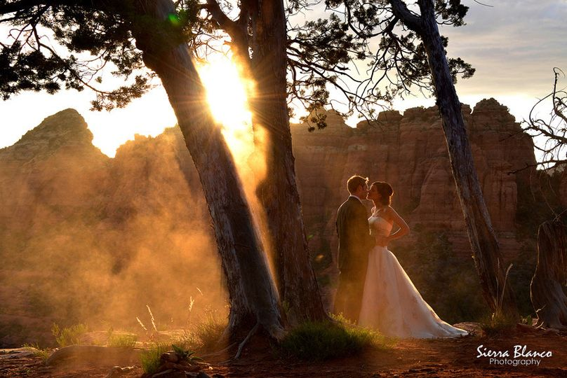 sedona wedding plannersierra blanco photography