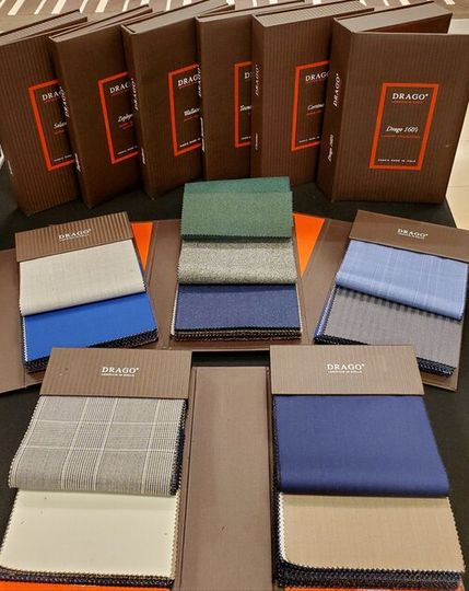 Drago Fabrics Collection