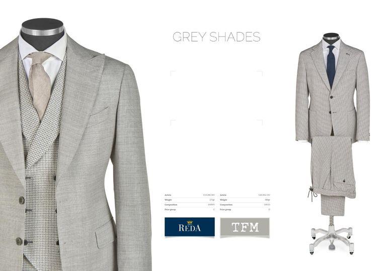 3 piece Peak lapel Suit