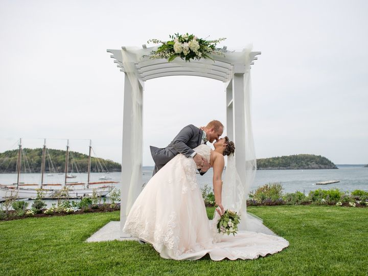 Tmx Ceremony2 51 164543 157668377493980 Bar Harbor, ME wedding venue