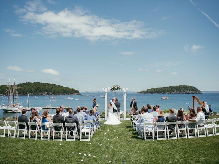 Tmx Ceremony 51 164543 157668376638256 Bar Harbor, ME wedding venue