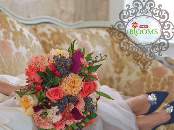 Tmx 1422986849489 Blooms Wedding Flier Conroe wedding florist