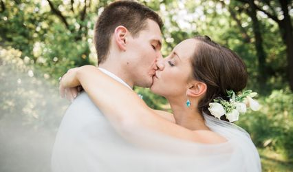 The wedding of Rudy and Liz