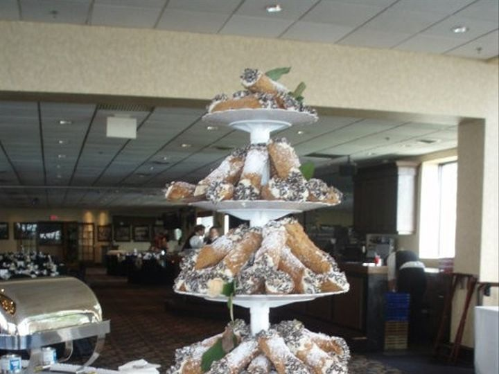 Tmx 1446409233634 Cannoli Wedding Buffalo, NY wedding cake